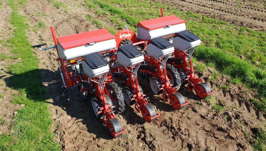 Irtem Pneumatic Seed Drills