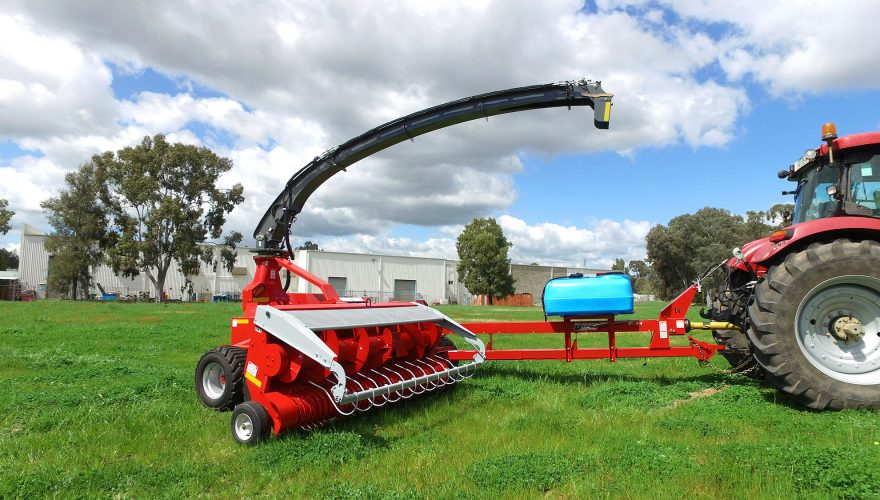 Precision Forage Harvesters