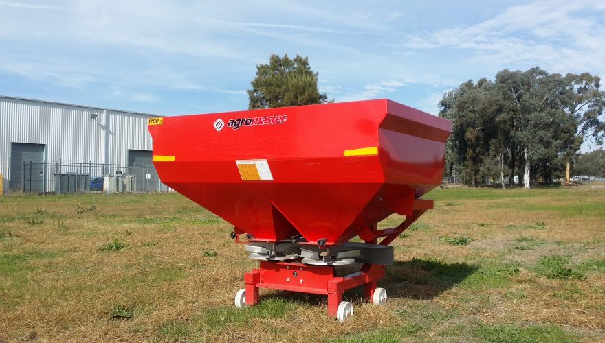 Fertiliser & Lime Spreaders