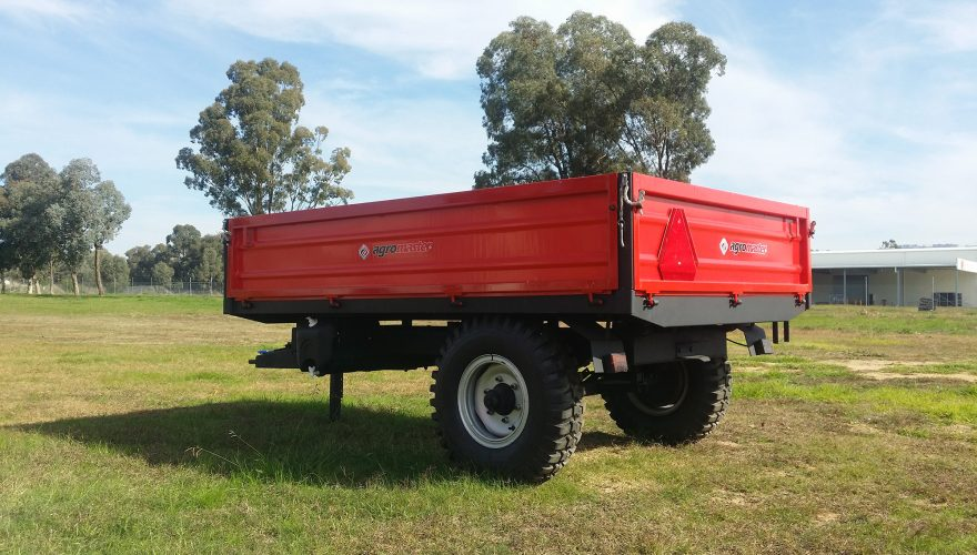 Agromaster Trailers