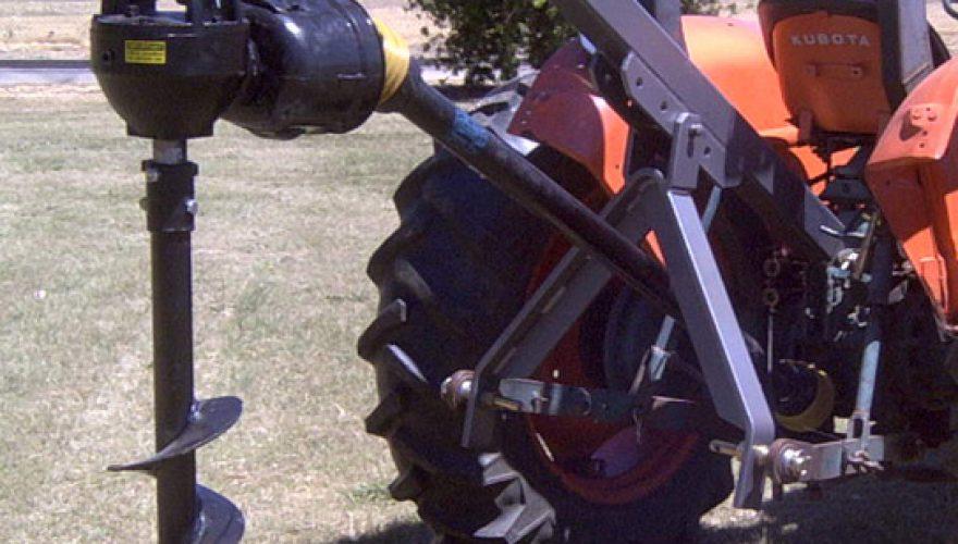 Farmtech Post Hole Digger (PHD) | Farmtech Machinery