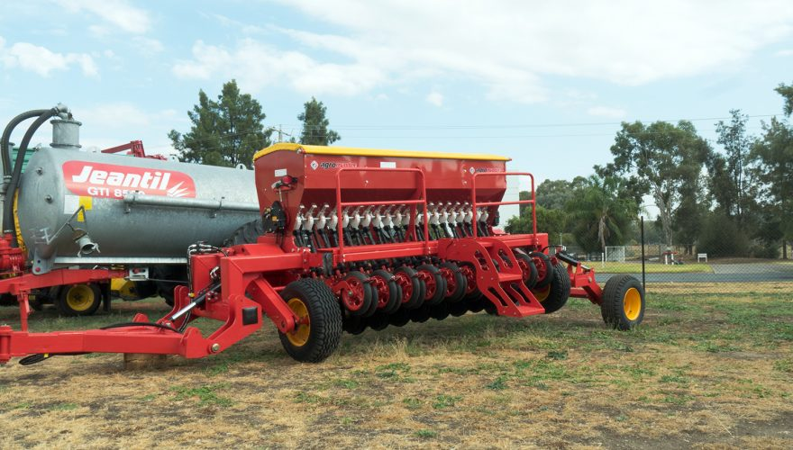 Agromaster Seed Drills