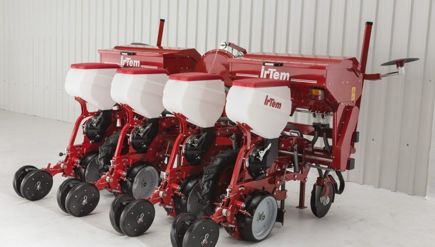 Pneumatic Precision Planter