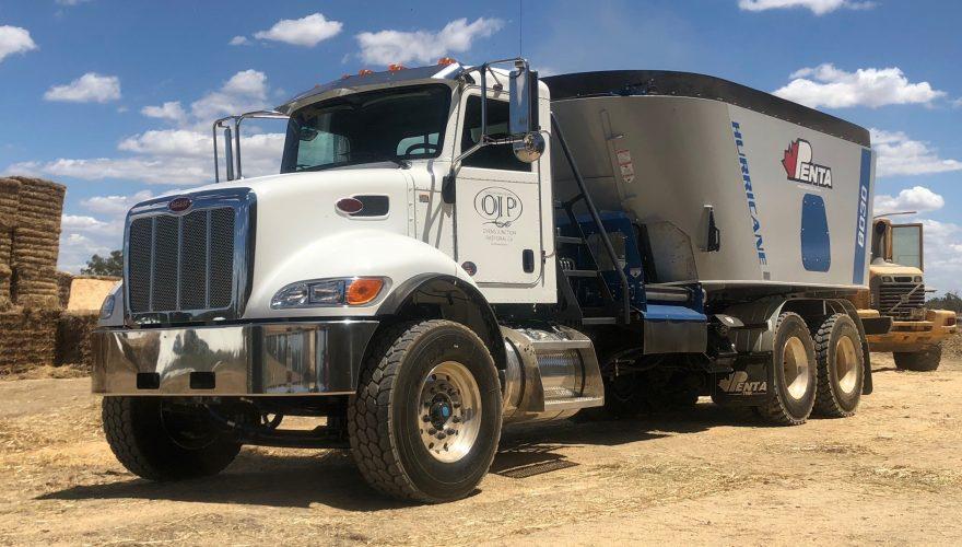 30 Series Mixers (Truck Mount)