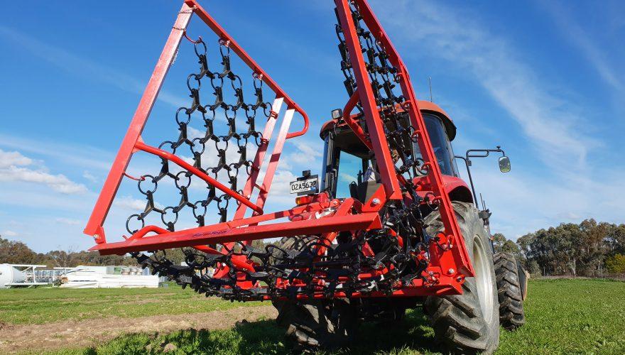 Agromaster Folding Harrows