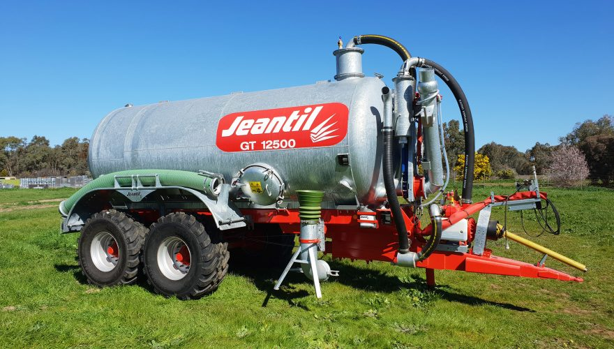 Jeantil Slurry Tankers