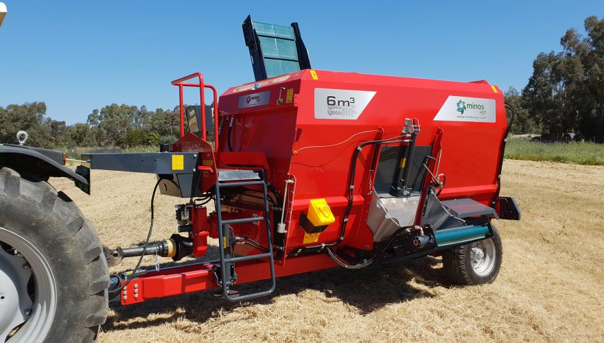 Feed Mixers & Bale Choppers