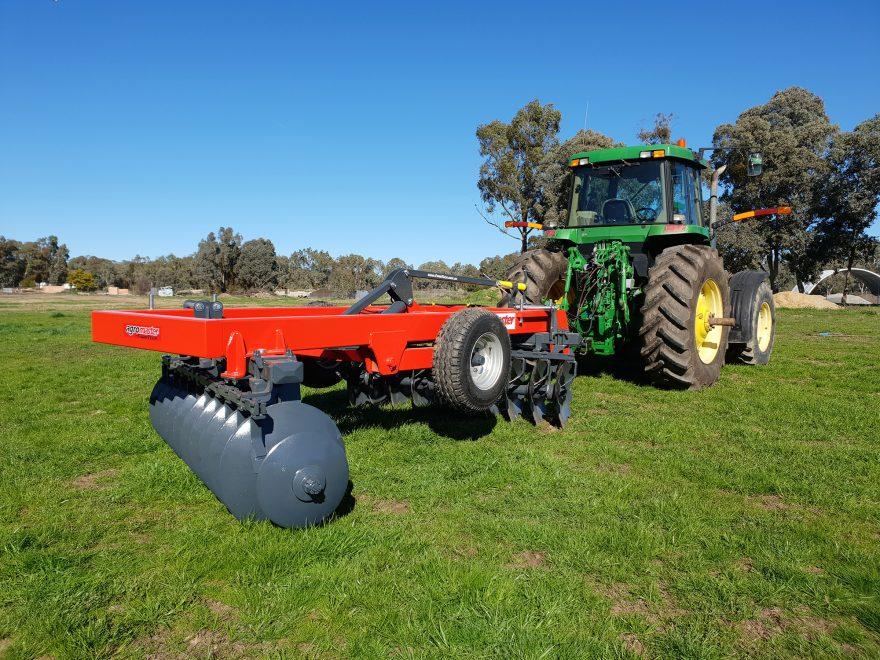 Agromaster Bufalo Offset Heavy Disc Harrow