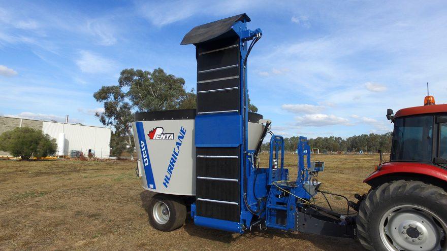 3.5m custom built conveyor
