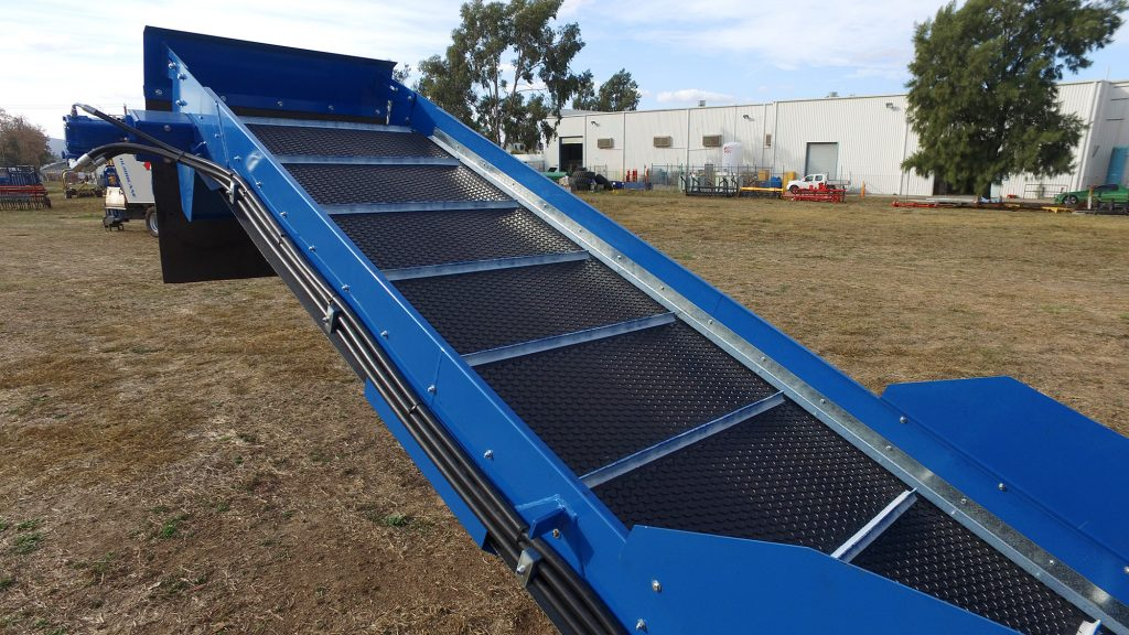 3.5m custom built conveyor