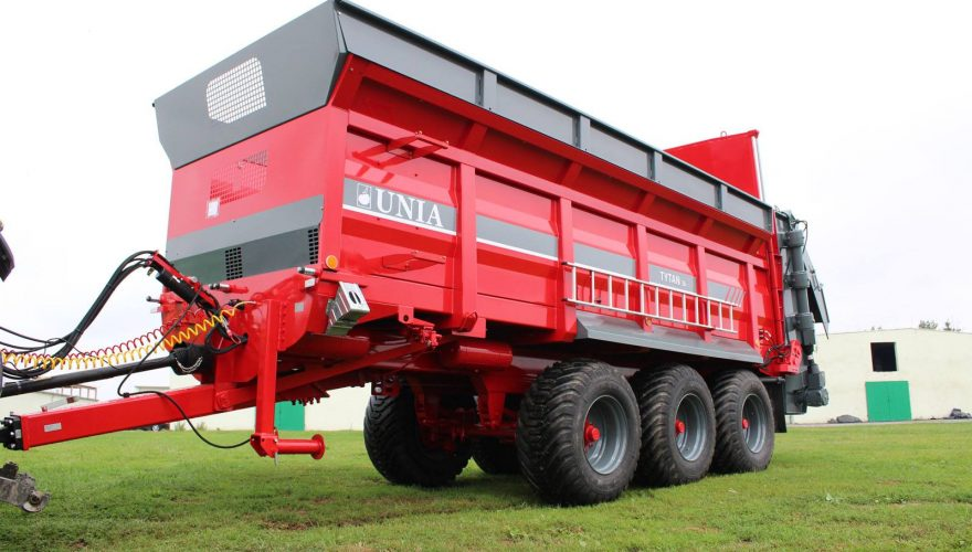 Unia Manure Spreaders
