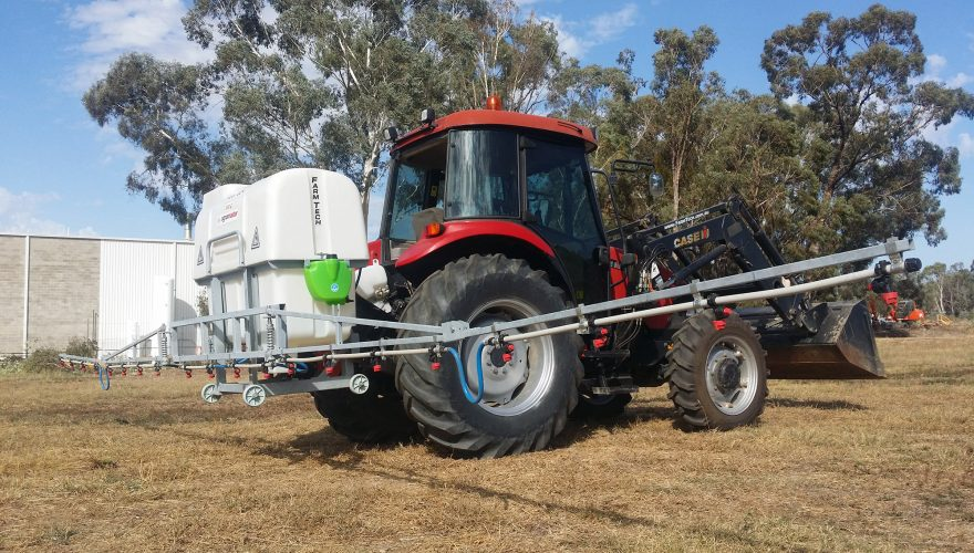 3PL Field Sprayers