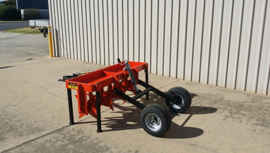 Turf Series Aervators