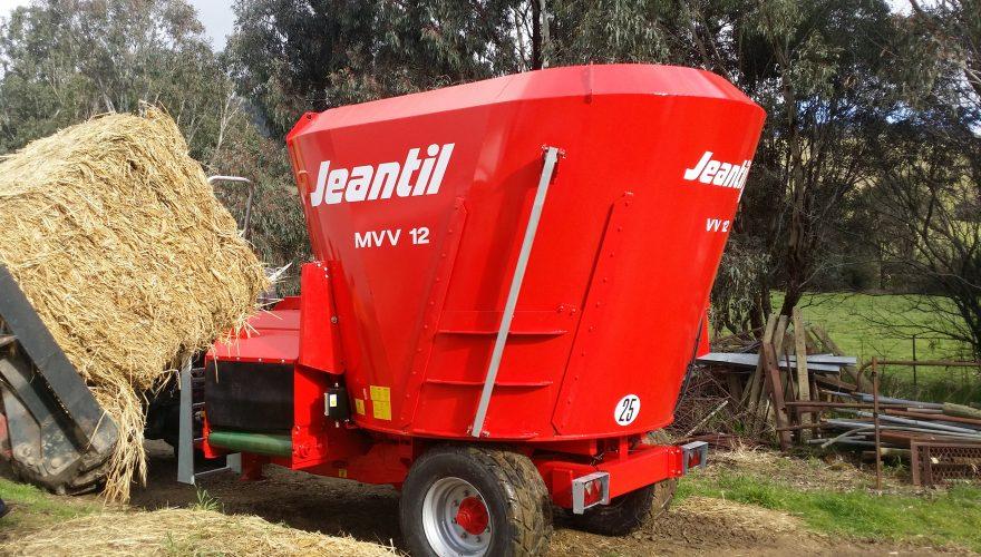 Jeantil Mixers
