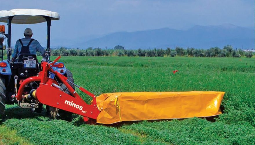 disc mower