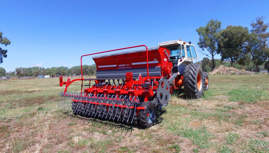 Seed Drills & Seeding Equipment