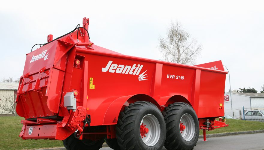 Jeantil Manure Spreaders