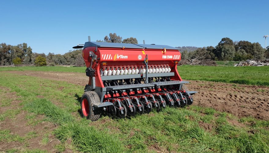 Irtem Disc Seed Drills