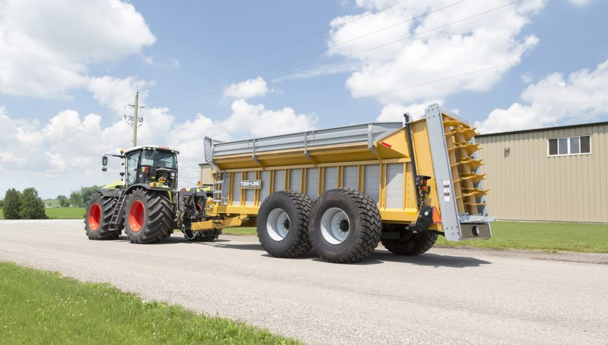Tubeline Manure Spreaders