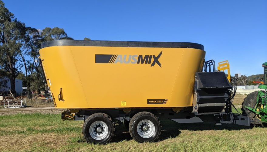 AusMix Mixers