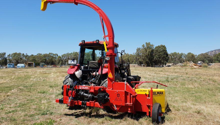 Forage Harvesters Farmtech