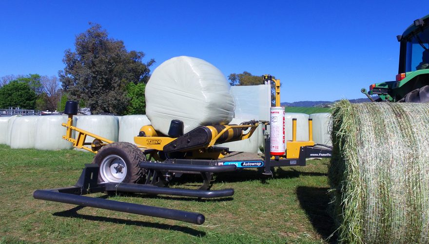 FarmTech Bale Wrappers & Silage Equipment