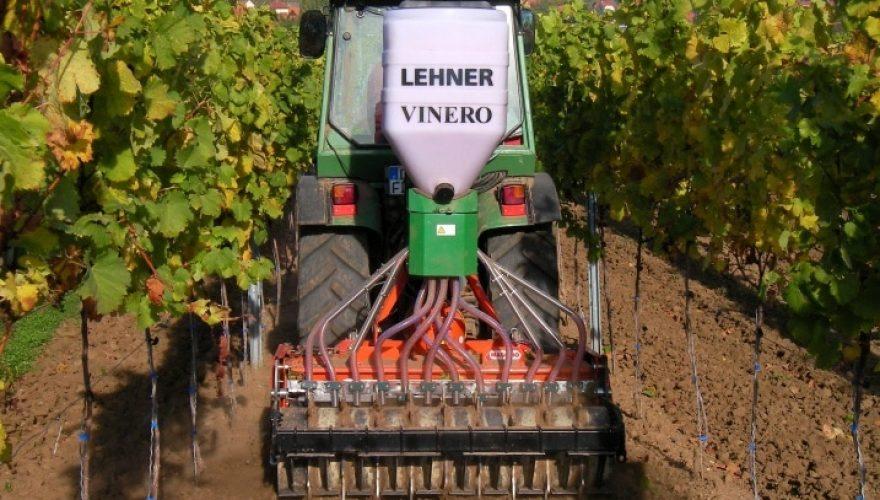 Air Seeder: Vinero Horse Spreader