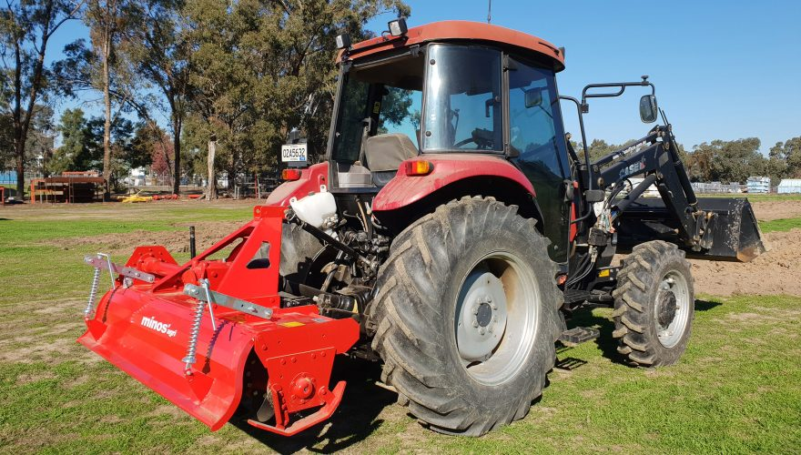 Rotary Tiller sold at FarmTech Machinery